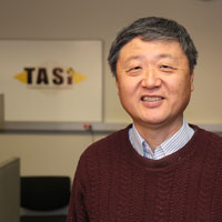 Stanley Chien, Ph.D., professor in the Department of Electrical and Computer Engineering